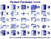 Perfect Database Icons Screenshot