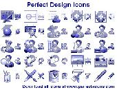Perfect Design Icons Screenshot