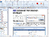 Screenshot of Perfect PDF 9 Editor