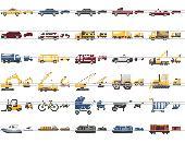 Perfect Transport Icons Screenshot