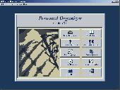 Personal Organizer Screenshot