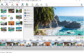 Screenshot of PhotoStage Photo Slideshow Software Free