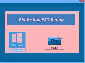 Photoshop PSD Repair Screenshot