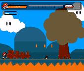Play Super Mario: Flash Version Screenshot