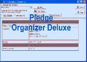 Pledge Organizer Deluxe Screenshot
