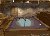 Screenshot of Pool Game Online