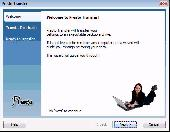 Screenshot of Presto Transfer Windows Media Player