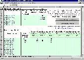 Screenshot of Production Mix Model Excel
