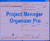 Screenshot of Project Manager Organizer Pro