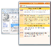 Screenshot of QuotePad