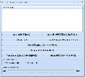 Random WAV Player Software Screenshot