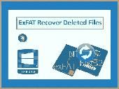 Recover Deleted Files from ExFat Screenshot