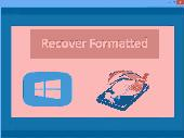 Recover Formatted Screenshot