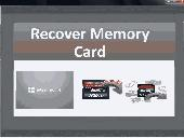Screenshot of Recover Memory Card