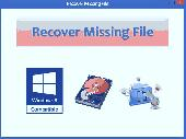 Screenshot of Recover Missing File