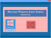 Recover Pictures from Kodak Camera Screenshot