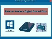Recover Western Digital Deleted Data Screenshot