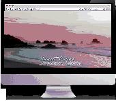Relaxing Ocean Screensaver HD Screenshot