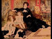 Renoir Fine Art ScreenSaver Screenshot