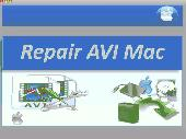 Repair AVI Mac Screenshot