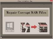 Screenshot of Repair Corrupt RAR Files