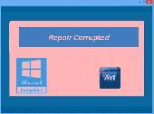 Repair Corrupted Screenshot