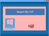 Repair My PST Screenshot