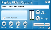 Screenshot of Replay Video Capture for Mac
