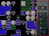 Screenshot of Repton 1