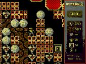Screenshot of Repton 2