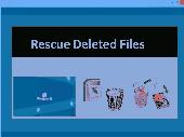 Screenshot of Rescue Deleted Files
