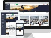 Reservo - Image Hosting Script Screenshot