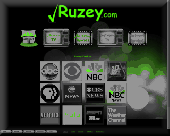 Ruzey Desktop Screenshot