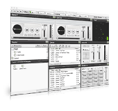 Screenshot of SAM Broadcaster Pro Mac Edition