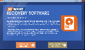 SFWare Partition Recovery Screenshot