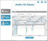 SID Audio CD Ripper Screenshot