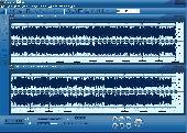 Screenshot of SM Audio Editor