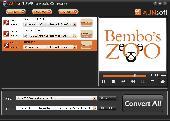 SWF to Audio converter Screenshot