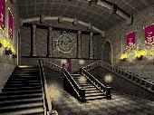 School of Magic 3D Screensaver Screenshot