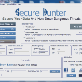 Secure Hunter Anti-Malware Pro Screenshot