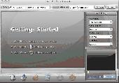 Screenshot of Shine PSP Video Converter for Mac
