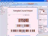 SimpleCoversheet Screenshot