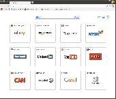 Slimjet Web Browser for Linux 32bit Screenshot