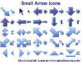 Small Arrow Icons Screenshot