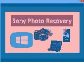 Sony Photo Recovery Screenshot