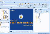 Sothink SWF Decompiler-Flash Decompiler Screenshot
