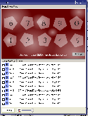 Screenshot of Sound Effect Player