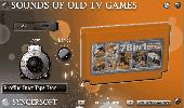 Sounds of old TV games Screenshot