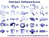 Standard Software Ikons Screenshot