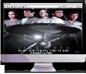 Screenshot of Star Trek The Motion Picture  Screensaver